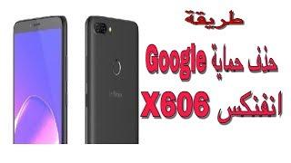 HOW TO BYPASS FRP INFINIX X604 HOT 6 google account