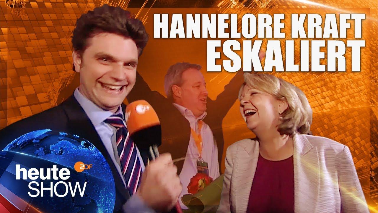 Die geilste Wahlparty aller Zeiten! Lutz van der Horst und Carsten van Ryssen in NRW   heute-show