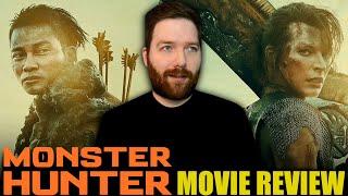 Monster Hunter - Movie Review