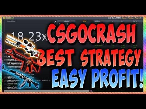 CSGOCRASH.COM - EASY AFK PROFIT CODE: HUD-81520