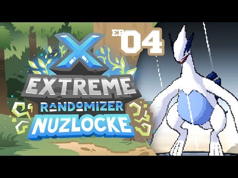THE PROFESSOR HAS A WHAT?! - Pokémon X Extreme Randomizer Nuzlocke w/ Supra! Episode #04
