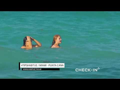CHECK-IN TV 98 - TIPSHABITUE - MIAMI Y PUNTA CANA