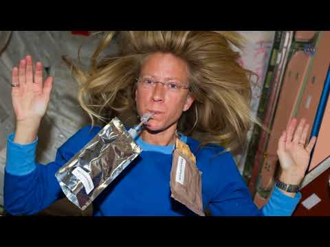 Space Station Life Support Creates Sweet-smelling Air