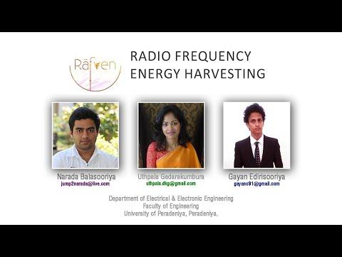 Radio Frequency Energy Harvesting