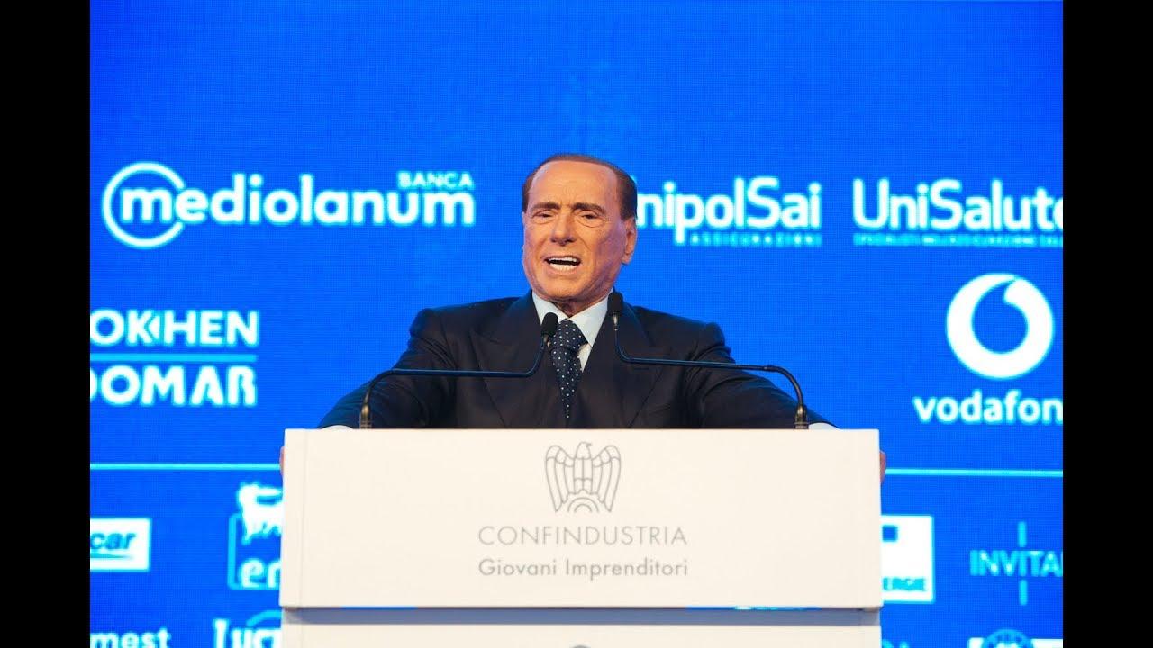 Silvio Berlusconi - Oltre - 20 ottobre 2017