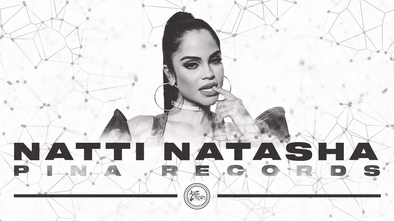 Mix Natti Natasha   Mix de Cuarentena   Pina Records