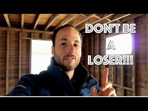 Don't Be A LOSER! How To Win In Real Estate Investing