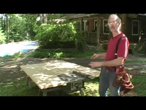 Portable Tablesaw Table