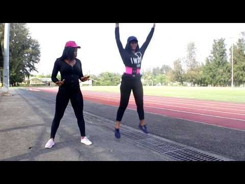 3 Minutes Full Body Fat Burning Workout with my Niece | lose weight fast