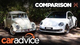Volkswagen Beetle: Old v New Comparison | CarAdvice