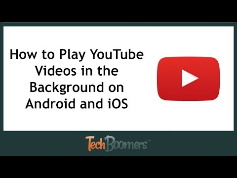 How to Play YouTube Videos in the Background on Android and iOS