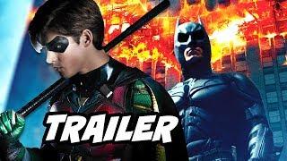 Titans Batman Trailer - Nightwing Meets Jason Todd