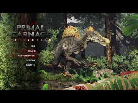 Primal Carnage: Extinction| 2 Free Skins
