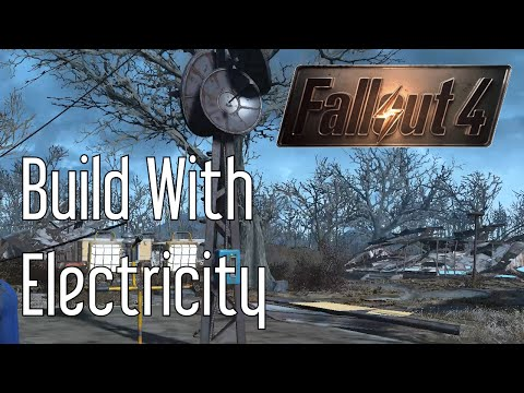 Working with Electricity in Fallout 4