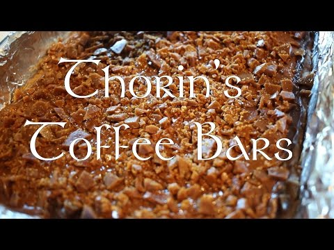 Happy Hobbit: Thorin's Toffee Bars - Episode 74 (Valentines Day Special)