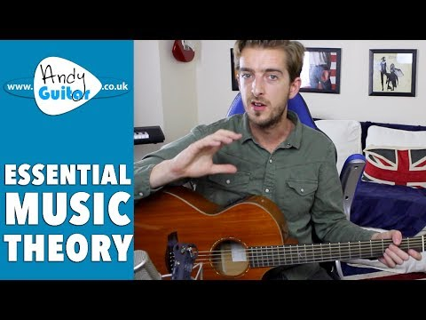 How To Find The Key Of A Song INSTANTLY - includes BY EAR!
