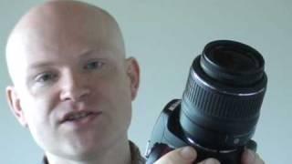 Nikkor DX 18-55mm VR review