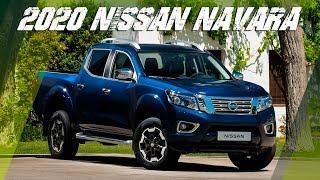 New 2020 Nissan Navara Pickup Truck Overview