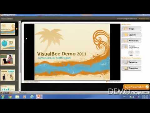 FREE Visualbee PowerPoint Presentation Plugin