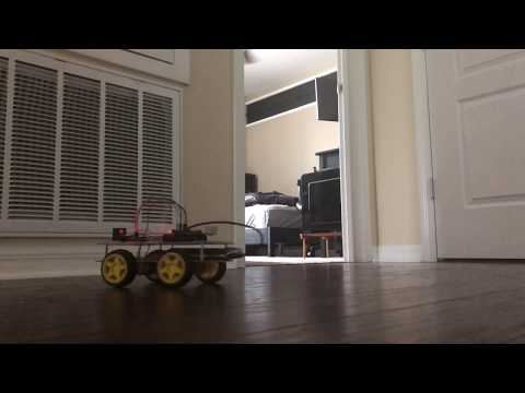 Making an RC Car with Raspberry Pi (Wii mote controlled)