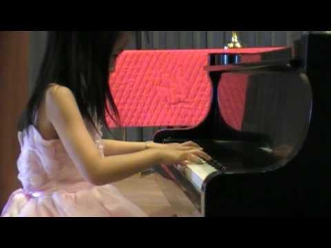 Elysha's Piano Recital on 2009-06-07