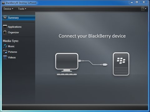 How to Download Blackberry OS Software Update
