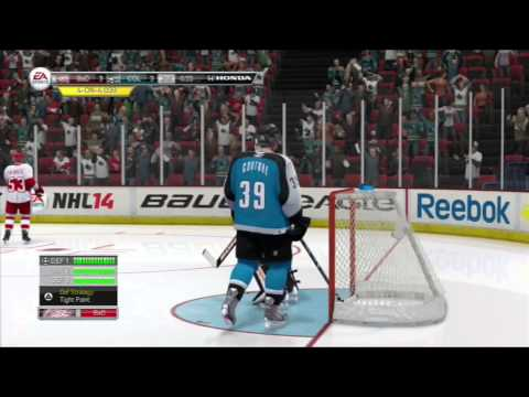Is  ICE TILT Real? (NHL 14 - Division 1 Gameplay)