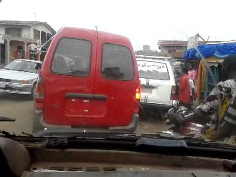 Nigeria Ibadan Towship Bus Service Experience