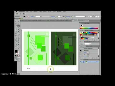 Illustrator / Place 2 designs in 1 File