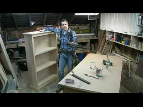 How to Build a Bookcase - Part 4