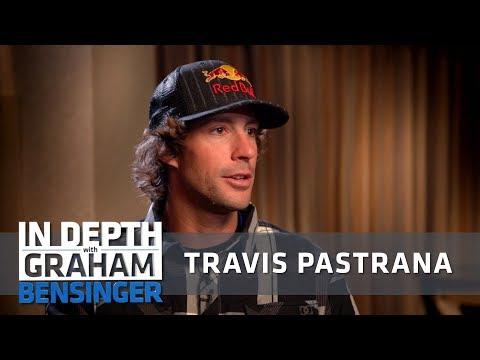 Travis Pastrana: My night terrors are getting worse