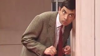 In the Toilet   Funny Clip   Mr Bean Official