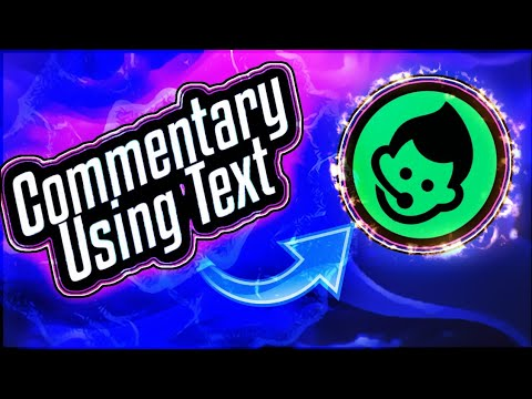 How To Make Commentary Video Without Speaking (Text to Speech)MLG voice App on Android 2017