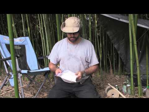 Making Camp Bread