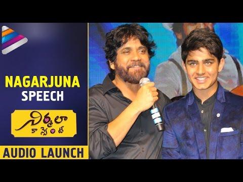 Xxx Mp4 Nagarjuna FUNNY Speech Nirmala Convent Telugu Movie Audio Launch Roshan Shriya Sharma 3gp Sex