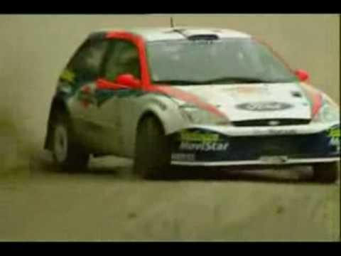 Colin McRae Basic Rally Techniques