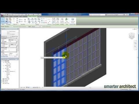 Revit Tutorials: Window Family - Creating A Material Parameter