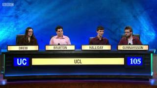 Download University Challenge S44E11 Exeter vs UCL Video