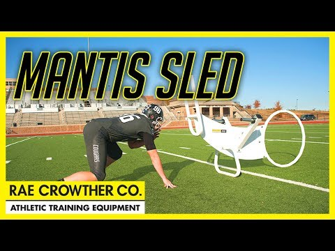 Mantis Sled Football Equipment | Rae Crowther Co.