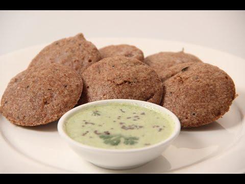 Ragi Idli Recipe | Cooksmart | Sanjeev Kapoor Khazana