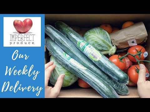 Imperfect Produce || Weekly Box