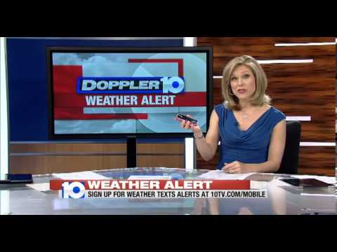 Mobile Weather Alerts