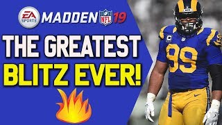 The Best Blitz Since The Patch!! Madden 19 Unstoppable