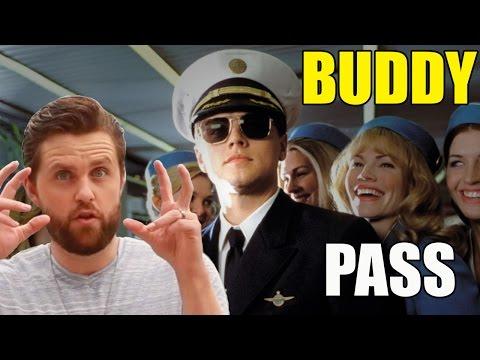 Buddy Pass Etiquette 101