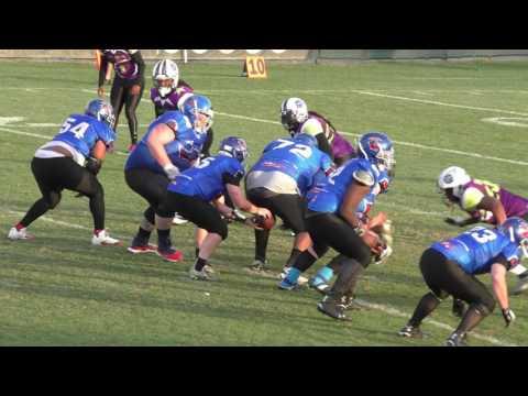 Southern Lakes Blue Devils vs Kings Comets - Semi-Pro Football National Championship - 1/15/2017