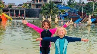 Barnens paradis - Thailand VLOGG