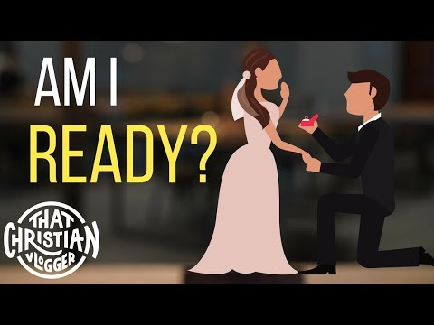 Getting ready for marriage!   Christian Marriage Advice
