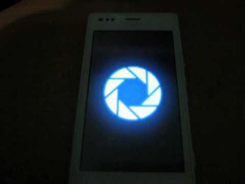 Aperture Science Boot Animation for Android