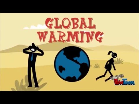 Global Warming: save our earth