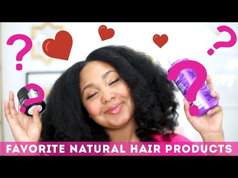 Natural Hair Products That ACTUALLY WORK!!! | FAVORITE PRODUCTS for My Hair Routine